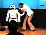 ASIMO充電