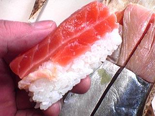四季食彩 萩 鯖寿司
