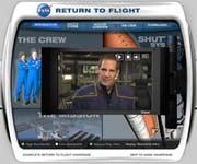 NASAのアーチャー船長