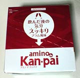 amino de Kan・pai アミノ デ カンパイ