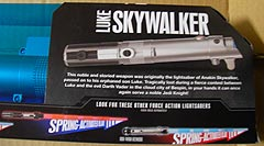 STAR WARS ルーク・スカイウォーカー フォース アクション ライトセーバー