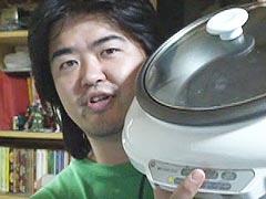 電気グリルパン