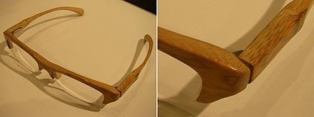 竹製メガネフレーム